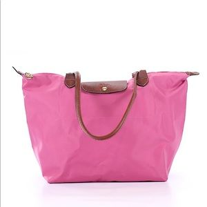AUTHENTIC Longchamp Pink Tote Bag